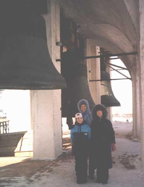 звонница belfry