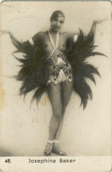 Бейкер Ж. Josephine Baker