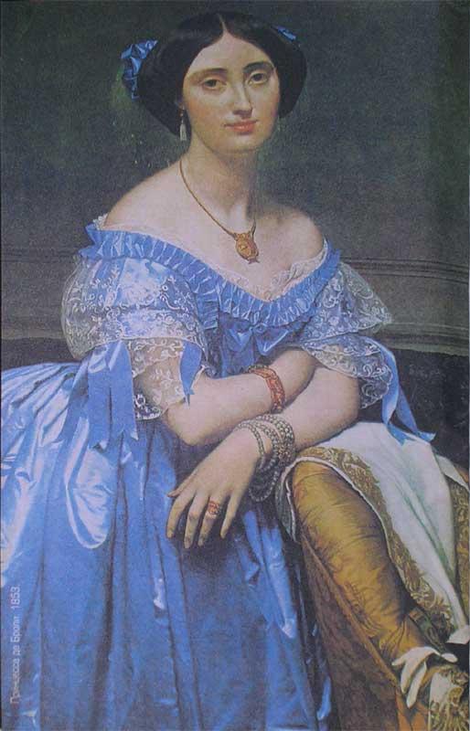Ж.О.Д.Энгр. Принцесса де Броли