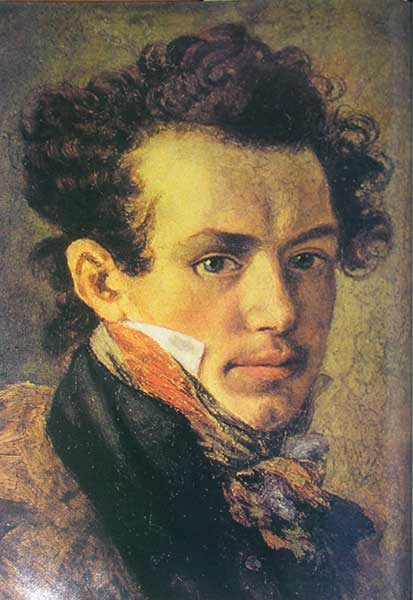 Художник О.А.Кипренский - Painter Orest A. Kiprensky