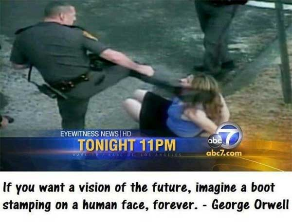 the problem of police brutality